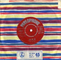 Beatles,The - Love Me Do/P.S. I Love You (R 4949)